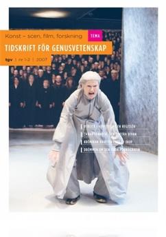 Tidskrift för genusvetenskap