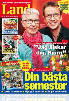 Tidningen Land