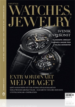 Tidningen Lifestyle Watches & Jewelry