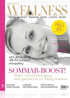 Tidningen Lifestyle Wellness