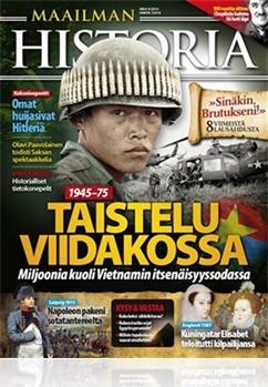 Tidningen Maailman Historia