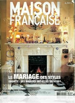 Tidningen Maison Francaise