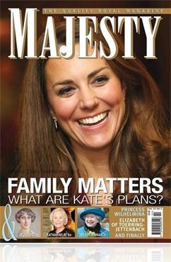 Tidningen Majesty