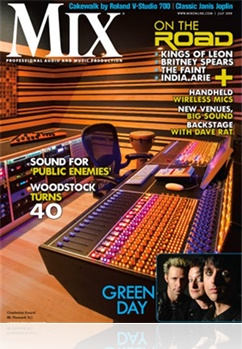 Mix Magazine / Recording Industry Magazine