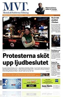 Motala & Vadstena Tidning