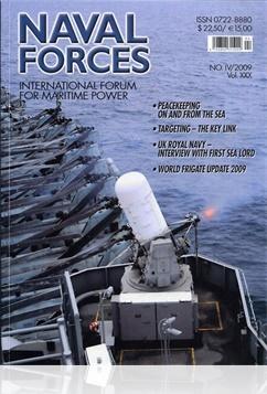 Tidningen Naval Forces
