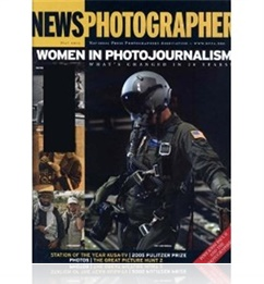 Tidningen News Photographer Magazine