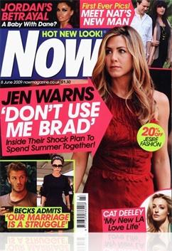 Tidningen Now Magazine