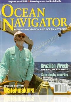 Tidningen Ocean Navigator