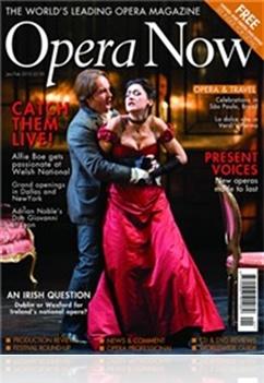 Tidningen Opera Now