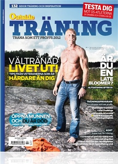 Tidningen Outside Tr�ning