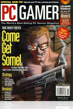 Pc Gamer (Med DVD)