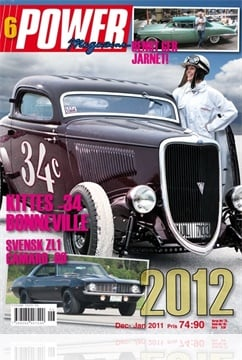 Tidningen Power Magazine