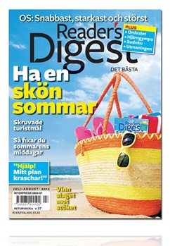 Tidningen Readers Digest