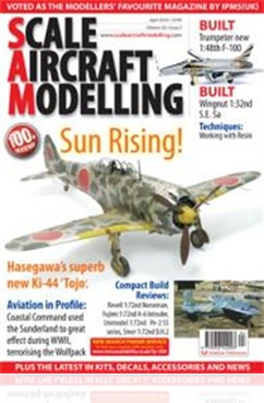 Tidningen Scale Aircraft Modelling