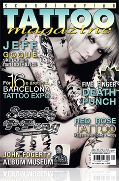 Scandinavian Tattoo Magazine