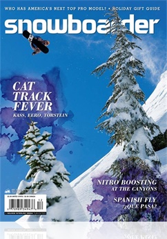 Tidningen Snowboarder