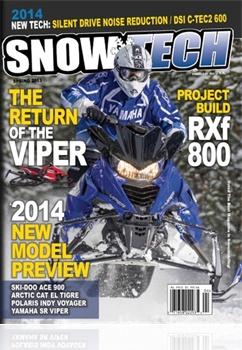 Tidningen Snowtech Magazine