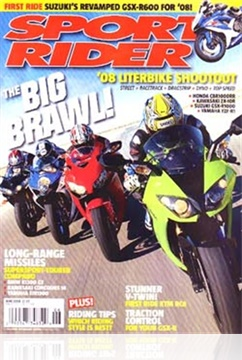 Tidningen Sport Rider