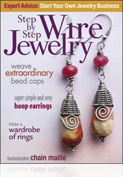 Step by Step Wire Jewelry Magazine Subscription Discount