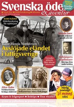 Svenska Öden & Äventyr