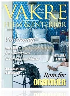vakre hjem og interior : Tidningen VAKRE HJEM & INTERIOR