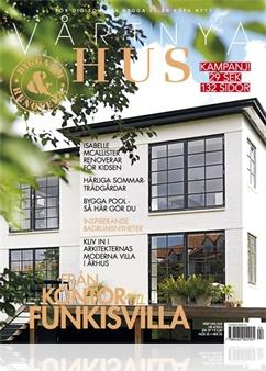 Tidningen Vårt Nya Hus