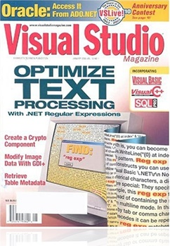 Visual Studio Magazine Air Xml & Web Services