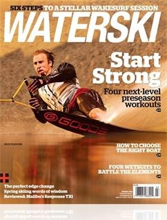 Tidningen Water ski
