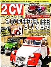 2 Cv - Deux Chevaux Magazine