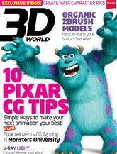 3D World prenumeration