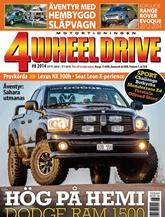4 Wheel Drive prenumeration