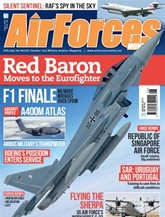 Airforces Monthly prenumeration
