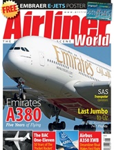Airliner World prenumeration