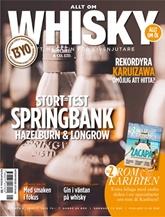 Tidningen Allt om Whisky