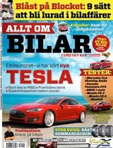 Tidningen Allt om Bilar