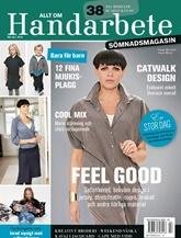 Tidningen Allt om handarbete S�mnadsmagasin