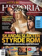 Tidningen Allt om Historia