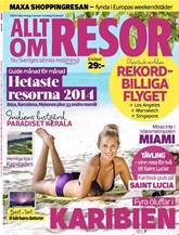Tidningen Allt om Resor