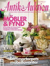 Tidningen Antik & Auktion