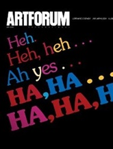 Artforum International prenumeration
