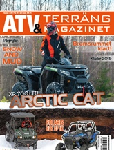 Tidningen ATV & Terr�ngmagazinet