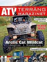 ATV & Terr�ngmagazinet prenumeration
