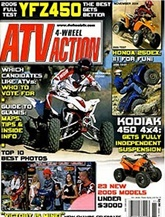 Atv 4 Wheel Action