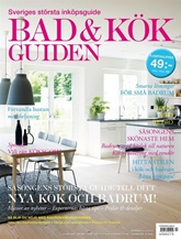 Tidningen Bad & K�k Guiden