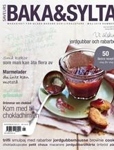 Tidningen Baka & Sylta