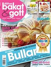 Tidningen Bakat & Gott