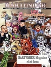 Bartender Magazine prenumeration