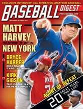 Baseball Digest prenumeration