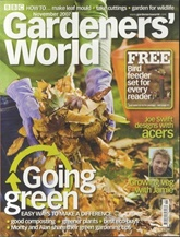 BBC Gardeners World prenumeration